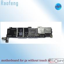 Raofeng 16 Гб разблокировать без сканера отпечатков пальцев материнская плата для iPhone 5S хорошо работает в разобранном виде платы с чипами логическая плата