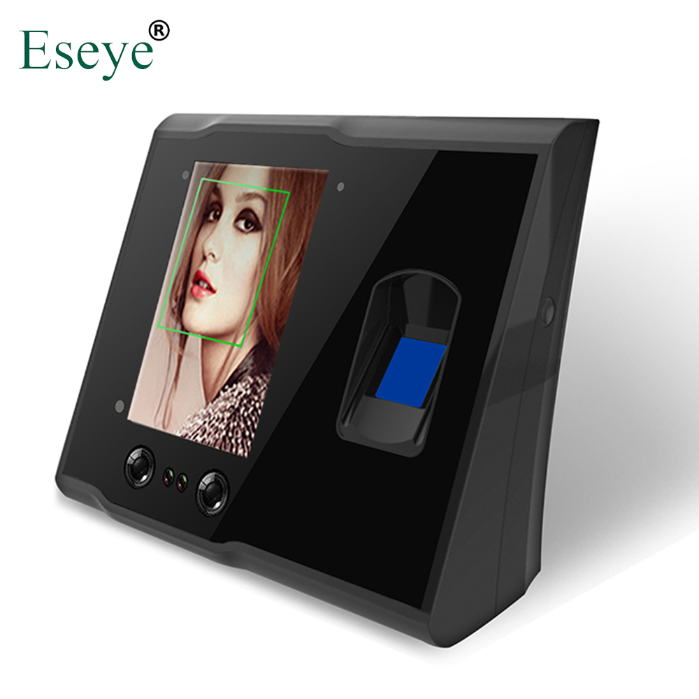 Biometric Face & Fingerprint Recognition Time Attendance System Access Control Clock Recorder Employee Electronic Reader MachineBiometric Face & Fingerprint Recognition Time Attendance System Access Control Clock Recorder Employee Electronic Reader Machine
