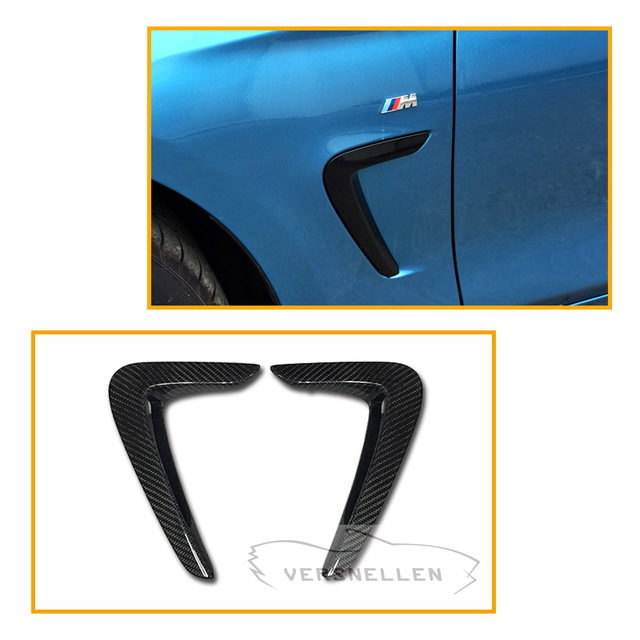 Replacement Car Styling Carbon Fiber Fender For BMW 4 Series F32 F33 F36 Carbon Fiber Fender Light Trim 2014 2015 2016Replacement Car Styling Carbon Fiber Fender For BMW 4 Series F32 F33 F36 Carbon Fiber Fender Light Trim 2014 2015 2016
