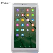7 Inch Original Design Android 6.0 Dual SIM 3G Phone Call Quad Core HD LCD Tablets pc Bluetooth WiFi 16GB Mini Pad SIM Card 8 10