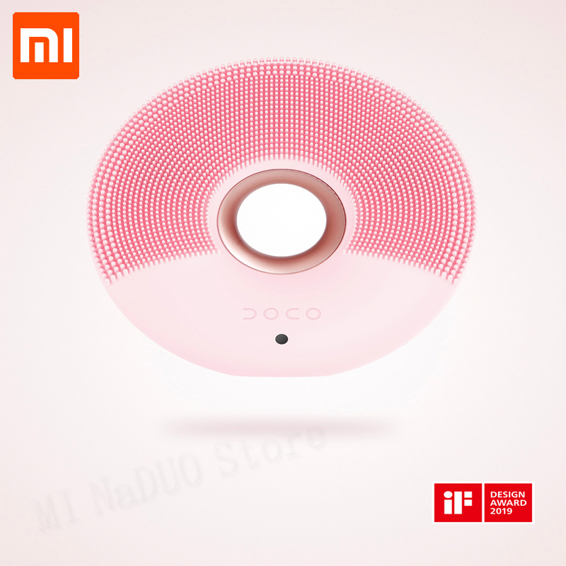 Xiaomi DOCO intelligent sonic cleaner double power micro vibration efficient cleaning does not hurt the skin waterproof smart-in Smart Remote Control from Consumer Electronics    3