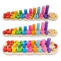 montessori materials educational matching toys children wooden blank puzzles sorting sensortoys wood oyuncak giochi juguete gift
