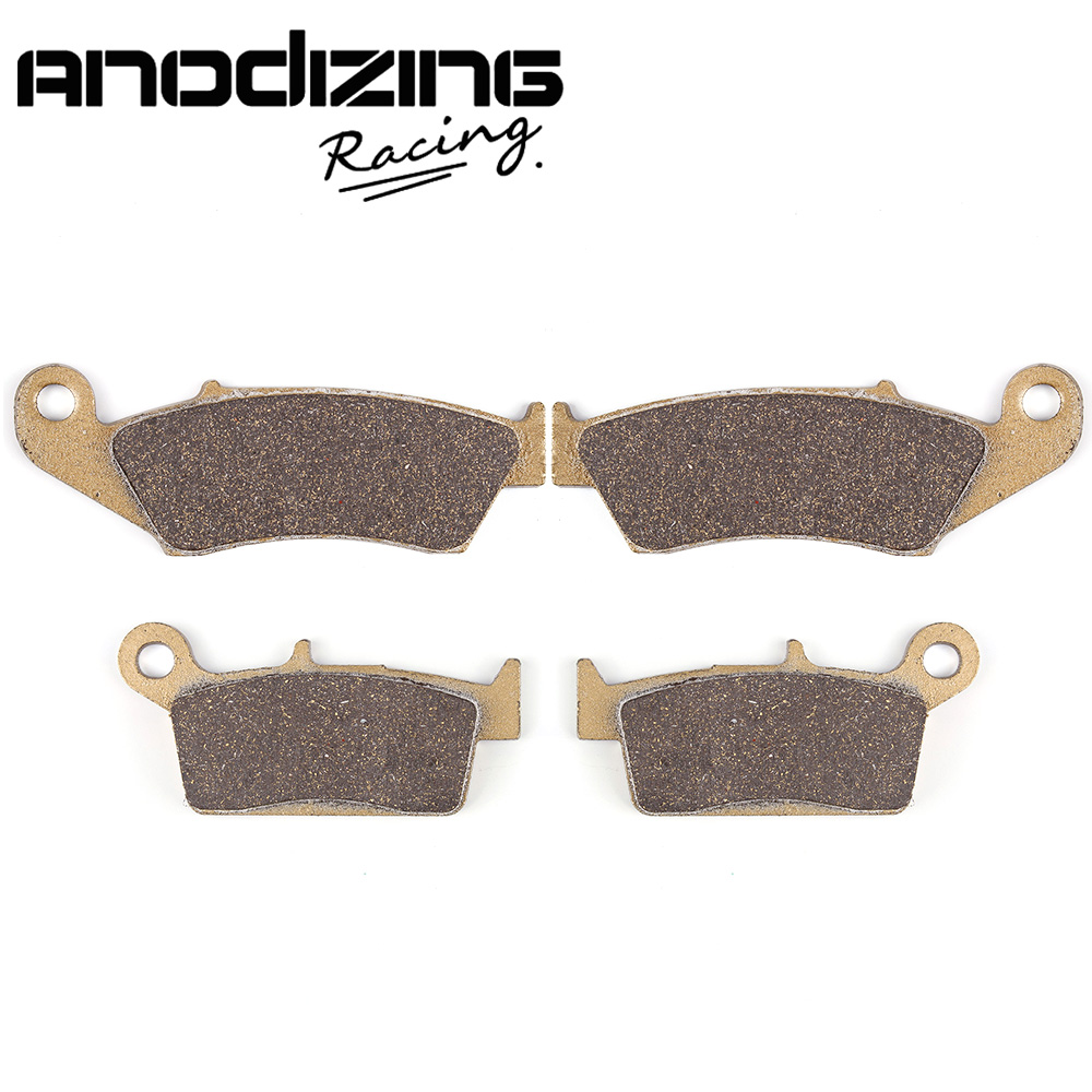 Motorcycle Front and Rear Brake Pads For KDX 250 KX125 K2-K4 95-17 KLX300R 97-06 for cech downtown cool vakoou blog directory of free passenger wrangler platinum ruifeng zhefront and rear brake pads 300c
