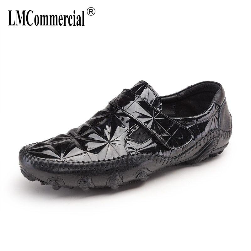 Натуральная кожа мягкая Досуг дышащая повседневная мужская обувь мужская Повседневная Натуральная кожа обувь для мужчин Лоферы натуральн