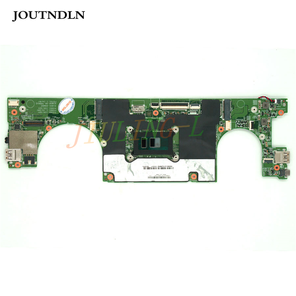 JOUTNDLN FOR Lenovo 710S-13ISK Laptop Motherboard  448.07D05.0011 W/I3-6100U CPU 4G