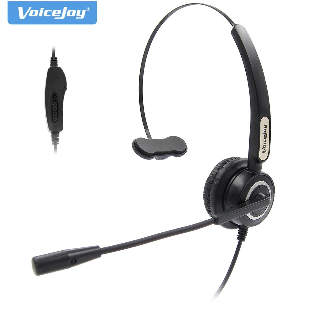 Headset Earphone Headphones for Cisco Ip Telephone 7942 7945 7970 7960 7961 7962 7965 7970 7971 7975 6911 6912 6921 8945 8941