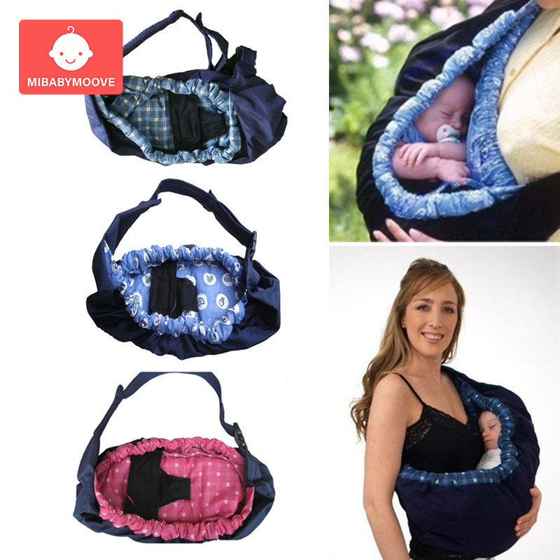 New Baby Sling Child Carrier Wrap Swaddling Newborn Nursing Papoose Pouch Adjustable Front Carry Breastfeed Feeding Baby Carrier