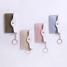 70PCS / LOT Women Purse Coin Simple Wallet Ladies Mini Wallets Creative Girl Cute Harajuku Zero Wholesale