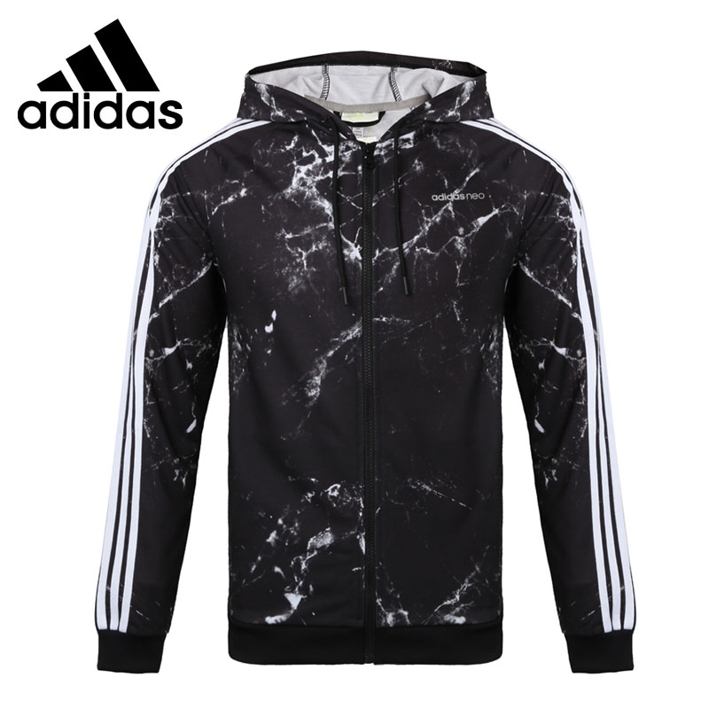 Original New Arrival 2017 Adidas NEO Label M FV FT AOP ZHD Men's  jacket Hooded  Sportswear original new arrival 2017 adidas neo label m aop 3s men s pants sportswear