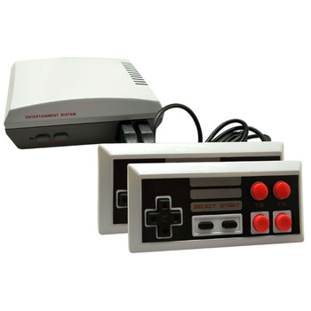 1PCS Dropshipping TV Game Machine Classic Mini Red and white machine HDMI 600 games Handheld Retro Video game Console