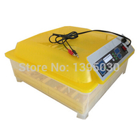 1Pcs/Lot 2014 Newest Transparent CE Approved 48 eggs full automatic egg incubator hatcher HT 48