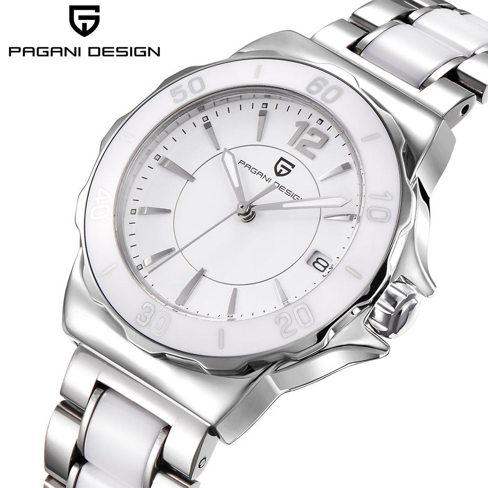 e62f6ac6929 Pagani Design de Moda Mulheres de Cerâmica Relógios Senhoras Vestido Ocasional  Relógio De Quartzo Relógio Feminino montre femme relogio feminino em  Mulheres ...