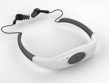 Waterproof Swim Diving MP3 Music Player Built-in 8GB Headset Sports MP3 F16118/20