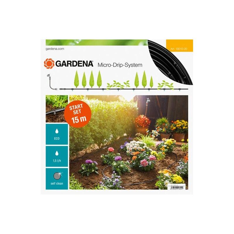 Купить со скидкой Комплект базовый для наземной прокладки GARDENA 13010-20