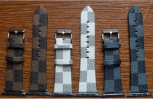 100% Genuine Leather for iwatch bracelet 42mm 38mm Series 2 1