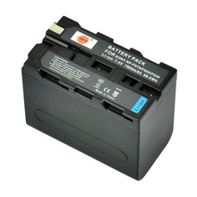 DSTE NP-F970 np-f970 Battery for Sony CCD-TR200 TR215 SC5 DCR-TR7000 TV900 DSC-CD100 D700 GVA500 VCL-ES06E Camera