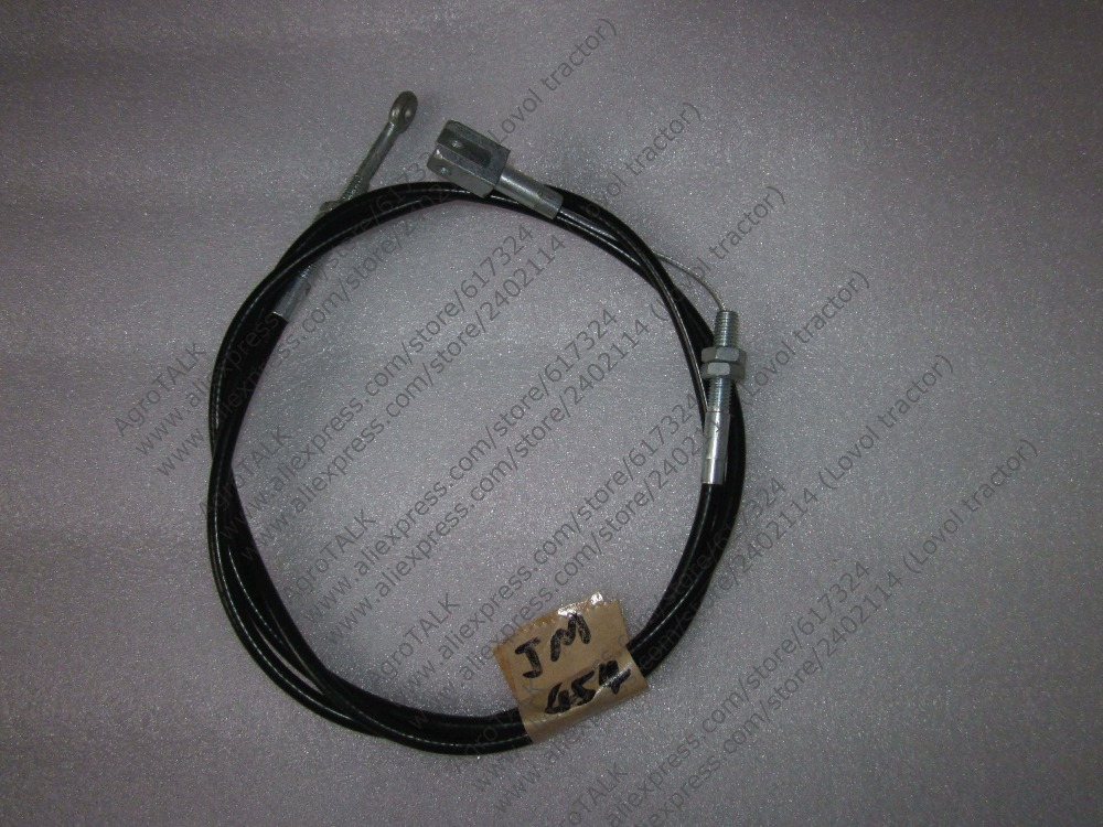 JINMA tractor 404 454 504 , the foot throttle cable morais r the hundred foot journey