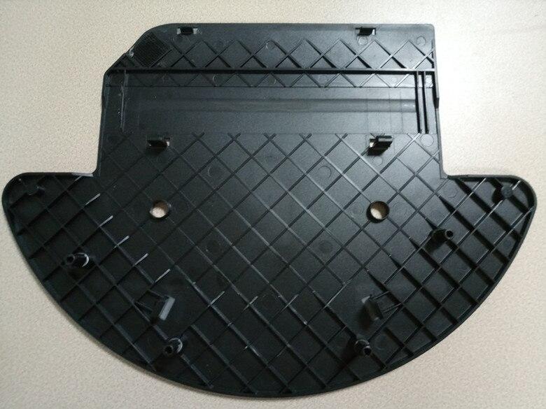 1 courriers rack shell + 1 vadrouille tissu pour ilife v7s terme rack pour ilife v7s pro robot aspirateur pièces accessoires Vadrouille cadre