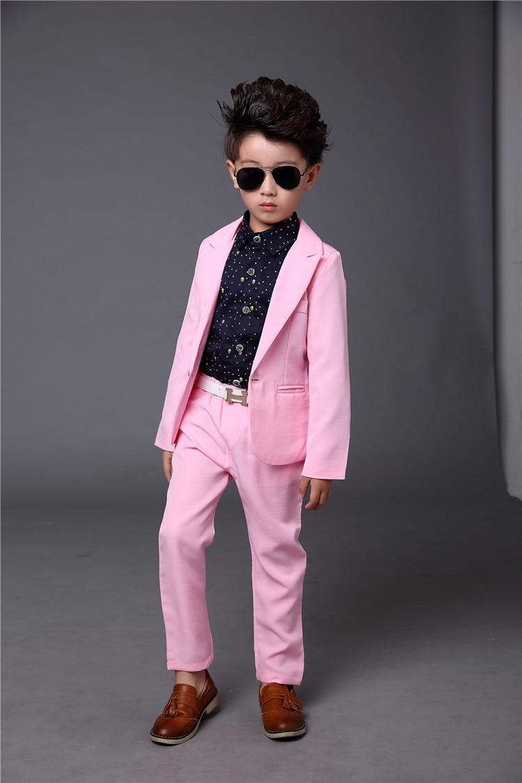 Bebé del color del caramelo traje de baile rosa brillante/azul ...