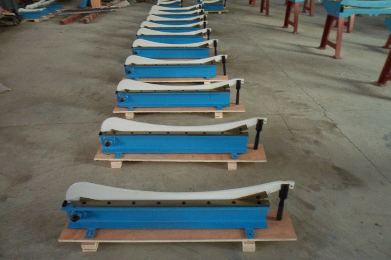 800*1.5 hand guillotine shear hand cutting machine manual shear machinery tools pbs 7 hand cutting machine bar section shear versatile shearing machinery tools