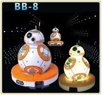 15 CM Star Wars Die Kraft Weckt BB8 Action-figuren Spielzeug Für Kinder BB-8 Mit Original Box