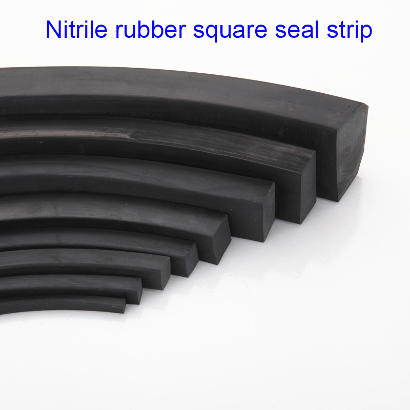 Door sealing strip