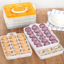 4 layers Durable hot snack Food Storage box /home kitchen tools Convenient Bilayer basket