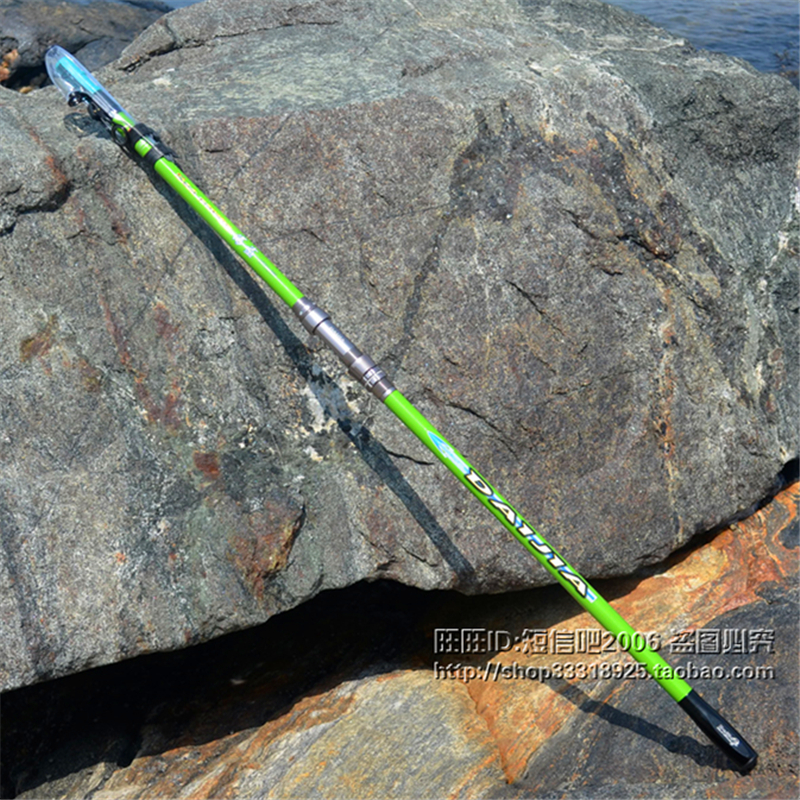 DaiJia authentic sea rover superhard distance throwing rod 3.6 / 3.9 / 4.2 / 4.5 / 5.4m carbon surf rod fishing rod daijia 2 4 m 2 7 m 3 m 3 6 meters of high carbon distance throwing rod fishing rod lure rod superhard telescopic fishing rod