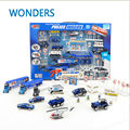 Alloy set city Vehicle toy traffic police series alloy diecast car model kids toys gift brinquedos meninos Christmas gift