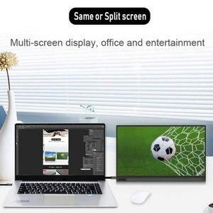Image 3 - Màn Hình Máy Tính LCD 15.6 Inch Wifi Di Động Siêu Mỏng 1080P IPS HD USB Loại C & Nbsp Cho Điện Thoại Laptop Xbox Công Tắc PS4 Với Pin