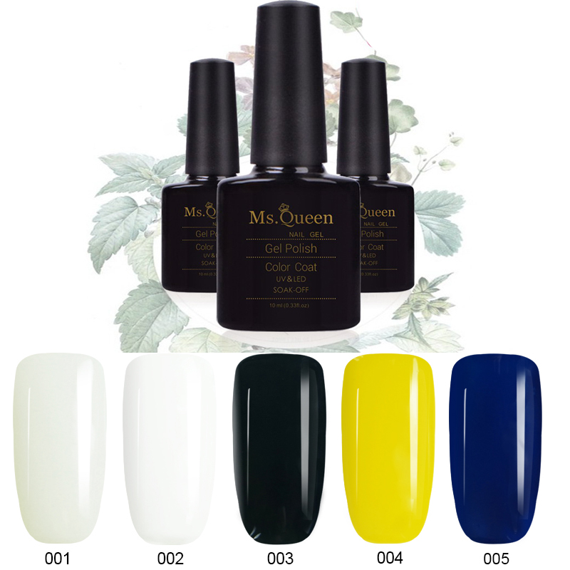 Queen Gel Nail Polish: Ms Queen Nail Gel Polish Green Series Color Olive Green