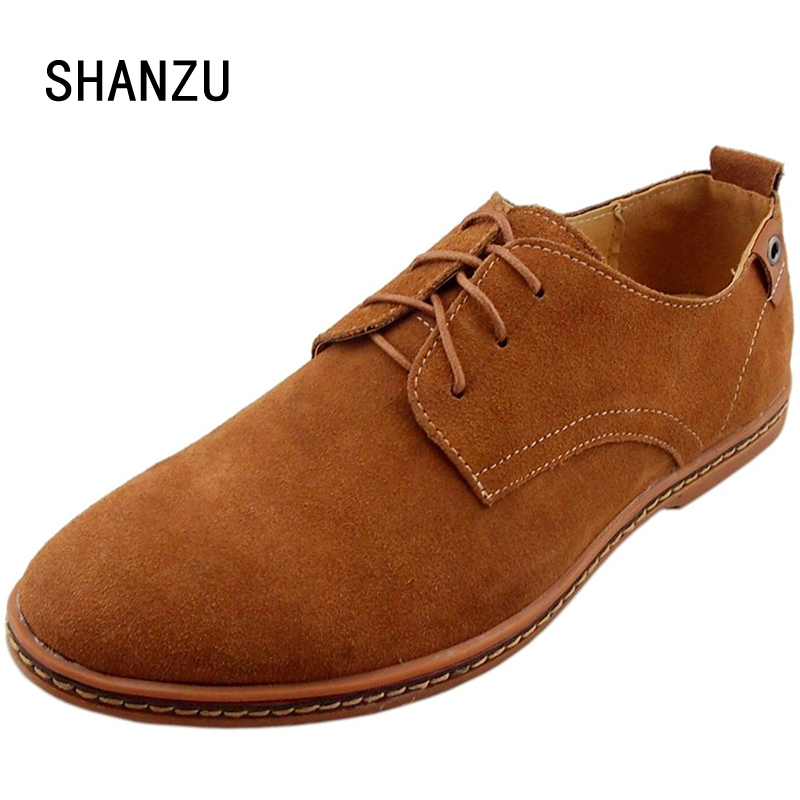 2018 fashion men casual shoes new spring men flats lace up male suede oxfords men leather shoes zapatillas hombre size 38-48 men suede genuine leather boots men vintage ankle boot shoes lace up casual spring autumn mens shoes 2017 new fashion