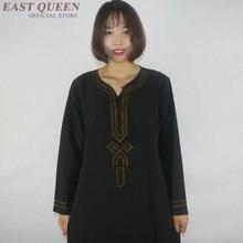 Muslimischen kleid frauen kleidung kaftan dubai abaya islamische kleidung arabische kleid abayas für frauen AE001