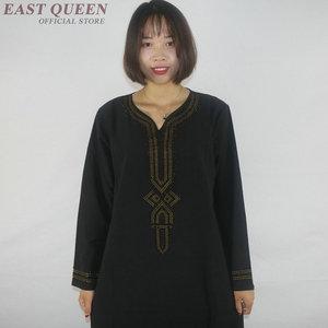 Image 1 - Muslimischen kleid frauen kleidung kaftan dubai abaya islamische kleidung arabische kleid abayas für frauen AE001
