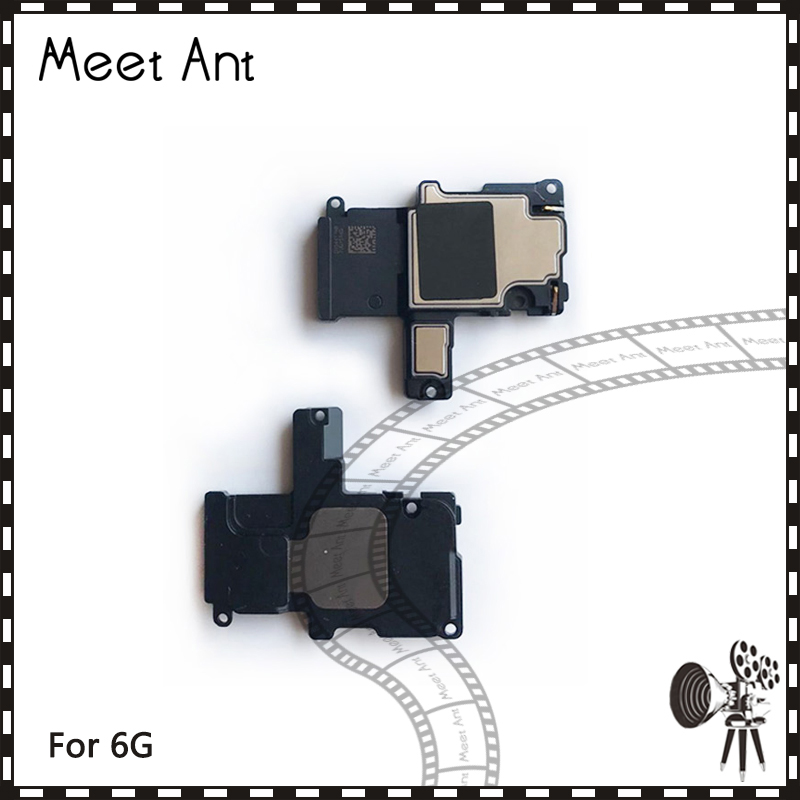 50pcs/lot High Quality For iphone 6 6G and 6 Plus Sound Buzzer Loud Speaker Flex Cable Repair Parts