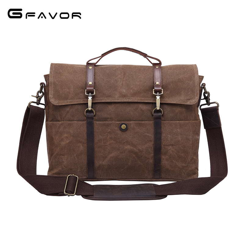 New Men Messenger Bags Waterproof Canvas Men Vintage Handbags Travel Shoulder Bags 15 Inch Laptop Briefcase bag Crossbody bag canvas leather crossbody bag men briefcase military army vintage messenger bags shoulder bag casual travel bags