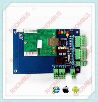 TCP/IP 1 Door Browser Server B/S iOS Android Apple Mobile App Access Control