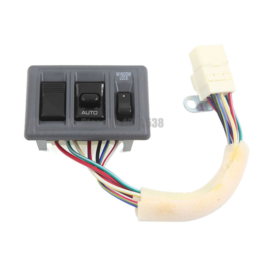 Power Electric Window Switch 84820-26021 8482026021 For Toyata Hiace 1995 Van Comuter LH102 104