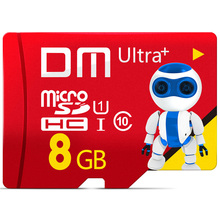 DM memory cards for mobile phones Micro SD card Class10 TF card 8gb 80Mb/s TF card Smartph