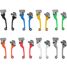 CNC Dirt bike Pivot Brake Clutch Levers For Honda CR125R CR250R CRF 250R 450R 250X 450X CRF250R CRF450R CRF250X CRF450X for honda crf 250 450 r crf250x crf 450r 450x motorcycle brake clutch lever pivot lever crf450r crf250r crf450x crf150r 07 2018