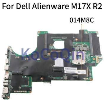 KoCoQin-placa base para ordenador portátil, placa base para Dell Alienware M17X R2...