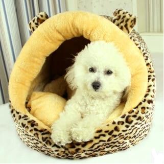 Nueva Llegada de Productos Para Mascotas Pet Cat Dog House inicio Suave Encantad