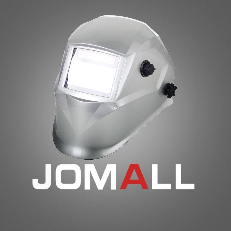 gold Big view eara 4 arc sensor grinding cutting Solar auto darkening TIG MIG MMA welding mask/helmet/welder cap/face mask цена