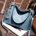 Moda Couro Mulheres Messenger Bags Bolsas Mulheres Marcas Famosas Saco Crossbody Ombro de Alta Qualidade Tote QF32