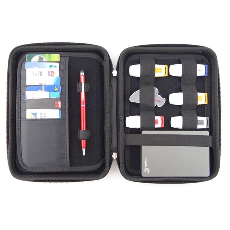 Capacități mari pentru gadget-uri electronice Accesorii pentru - Organizarea și depozitarea în casă - Fotografie 4