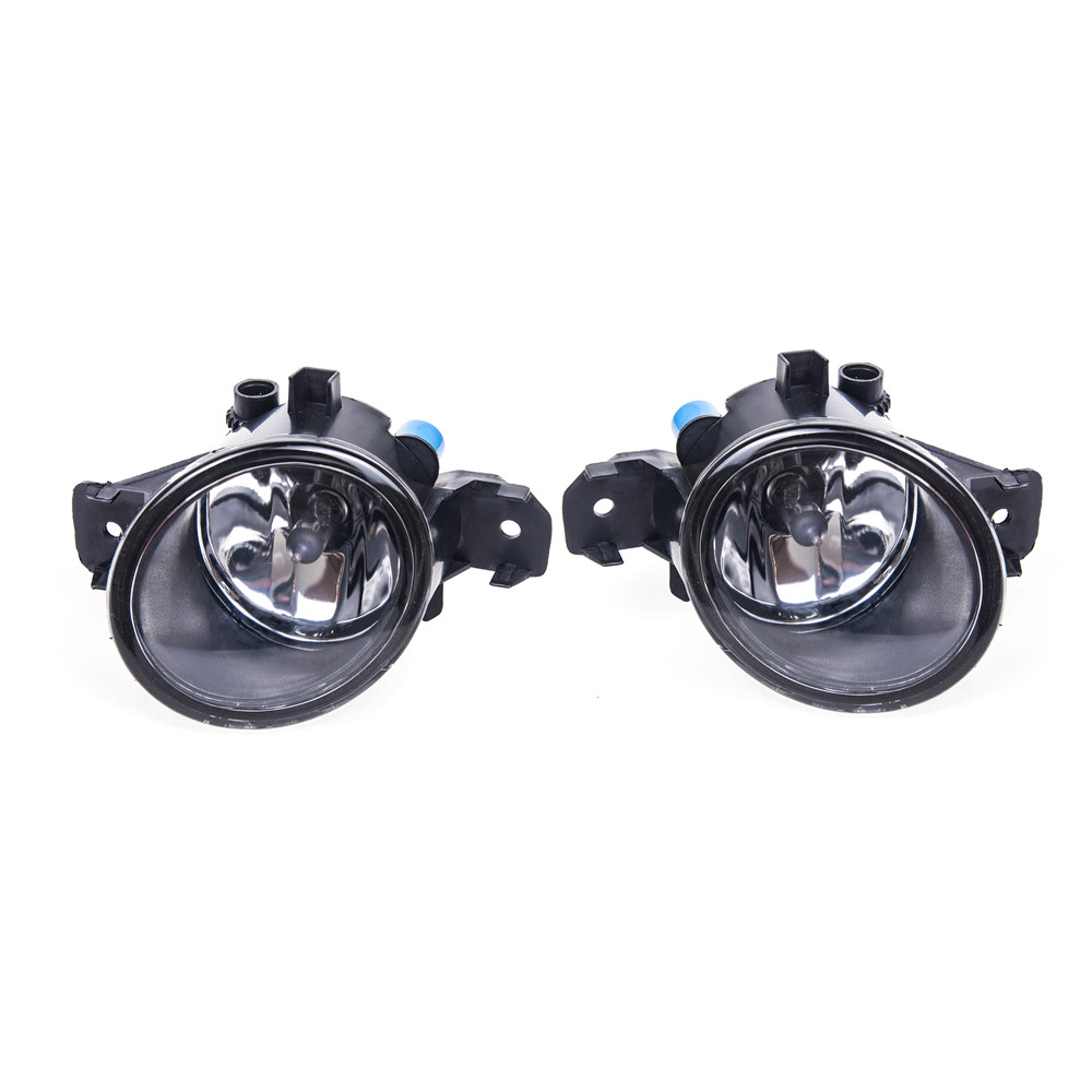 For Renault CLIO 2/II Box (SB0/1/2_)  1998-2004  Car styling Fog Lamps 55W halogen Lights 1SET бампер передний на renault clio 2001