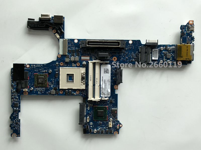 High quality laptop motherboard for 8470P 8470W 686040-001 686041-601 Fully tested недорго, оригинальная цена