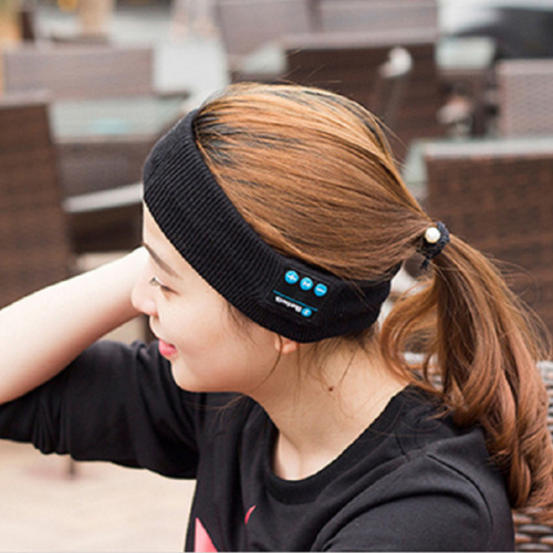 Wireless Bluetooth Stereo Headphones Running Earphone Sleep Headset Sports Sleeping Music Headband JOY Fashion 5