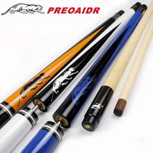NEW PREOAIDR 3142 Brand Break Punch Jump Cue Pool Billiard Stick Kit Durable 13 MM Tip 147.5 CM and 139 Options China 2019