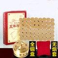 5 anos Chen Ai-chu moxa moxabustão Nanyang absinto moxa puro deixa 54 moxa vara da massagem da acupunctura
